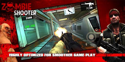 Zombie Shooter 3D v2.0 [Mod Money]