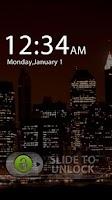 Screenshot of [AL] New York I Theme