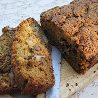 Walnut and Pear Bread with Brown Butter Sage.