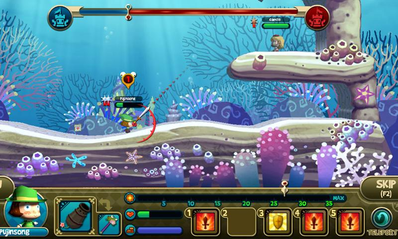 Crazy Fairies Beta - screenshot