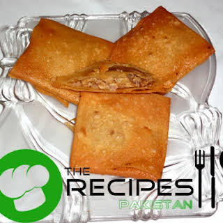 Chicken Parcels Recipes.