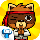 Please Be Quiet! Don't Wake The Virtual Racoon! icon