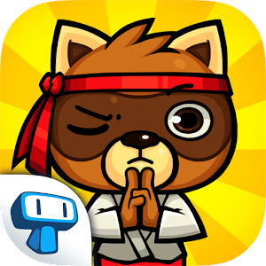Please Be Quiet! Virtual Pet for PC and MAC