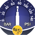 Bicycle Tire Pressure Calc icon