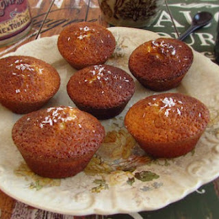 Coconut Muffins.