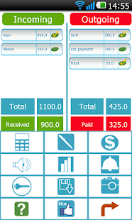 Balance Birdy bookkeeping - screenshot thumbnail