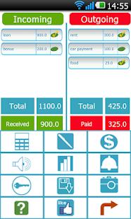 Balance Birdy bookkeeping - screenshot thumbnail