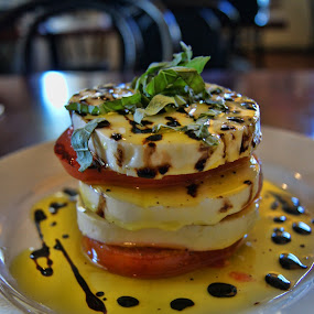 Caprese by Charles Ward - Food & Drink Plated Food