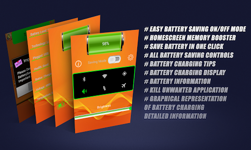 Power Live Battery Saver Life