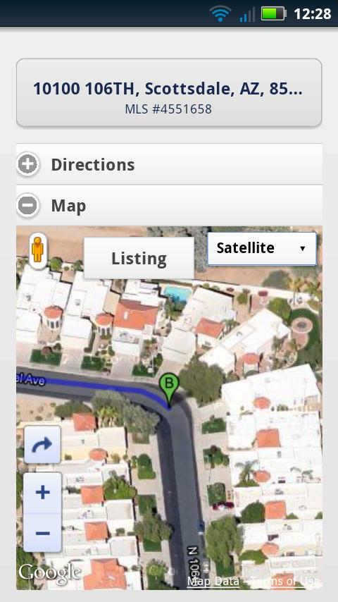 Arizona eXp Realty Mobile - screenshot