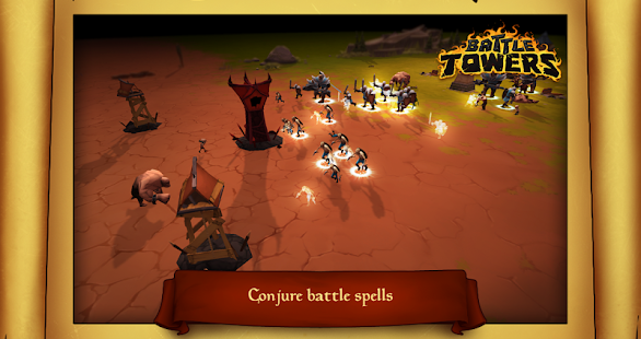 Battle Towers - screenshot thumbnail