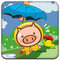 Pig Chicky Full Theme icon