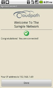 XpressConnect- screenshot thumbnail