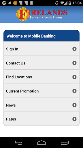 Firelands FCU Mobile Banking