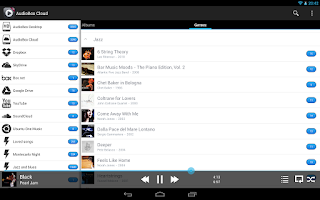Screenshot of AudioBox™