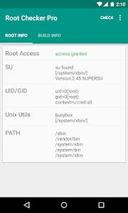 Root Checker Pro v2.2