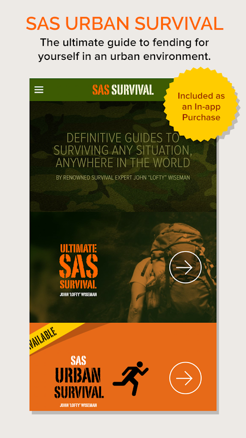 SAS Survival Guide - screenshot