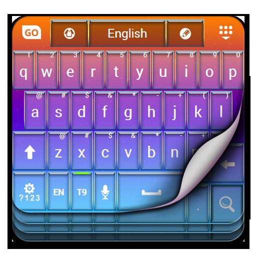 七彩Keybard銀河 個人化 App LOGO-硬是要APP