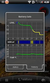 Battery Solo Widget Screenshot 3