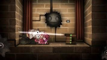 Screenshot of Little Inferno