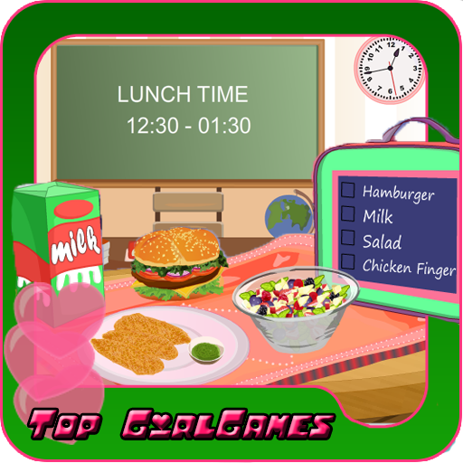 學校午餐 - 食品製造商 家庭片 App LOGO-APP試玩