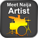 Nigeria Now MeetNaijaArtist logo