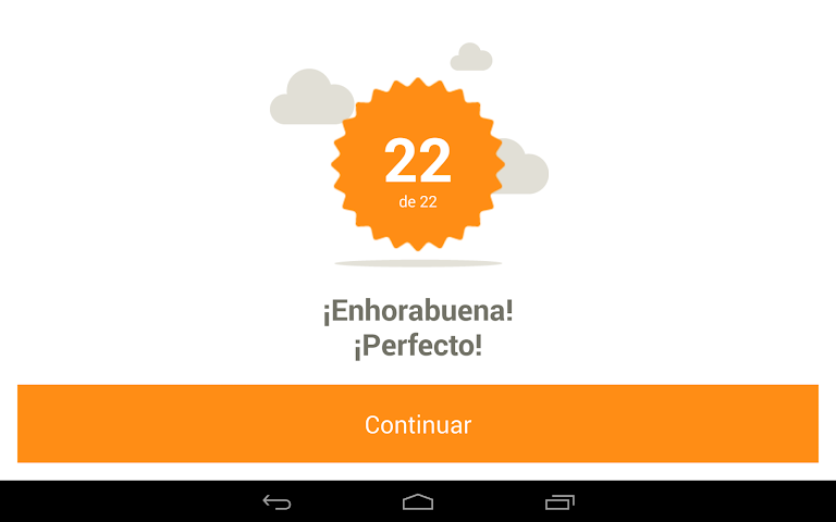 android Apprendre l'anglais - Babbel Screenshot 9