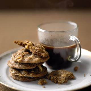 Hazelnut-Espresso Cookies