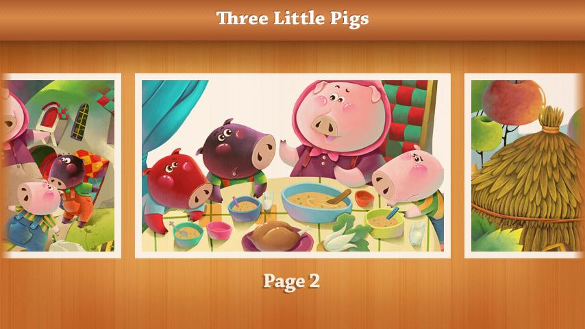 Three Little Pigs - screenshot