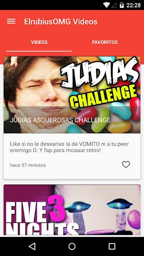ElrubiusOMG Youtuber Videos