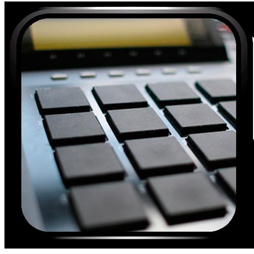 MPC VOL.3创建音乐 LOGO-APP點子