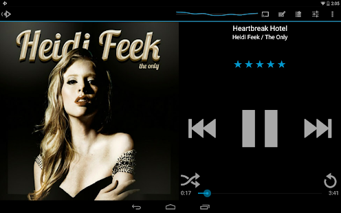 Download Rocket Music Player (Free) for Android