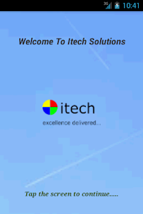 ITECH SOLUTIONS- screenshot thumbnail