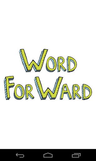 Word ForWard