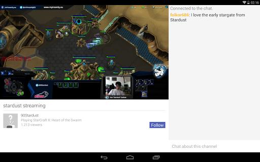 vortex game streaming