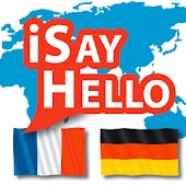 iSayHello French - German