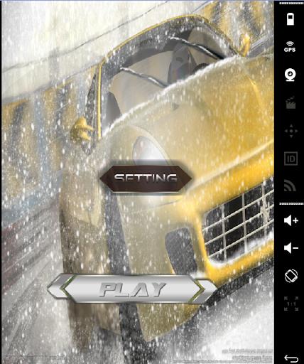 Fast Car Speed