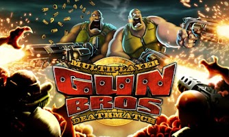 Screenshot of GUN BROS MULTIPLAYER