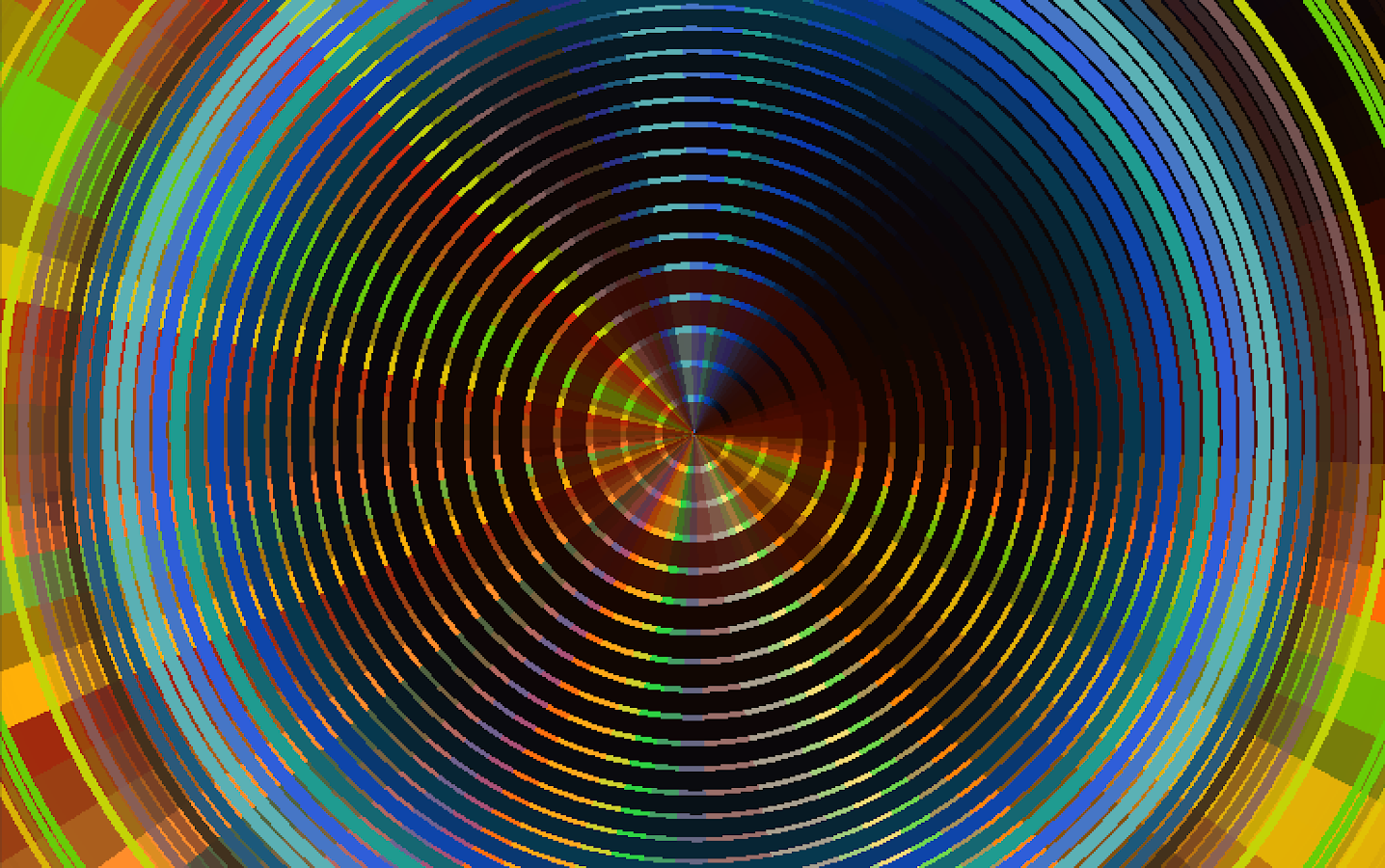 Trippy sound visualization android apps on google play for Trippy house music