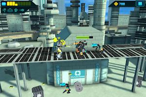 Screenshot of LEGO® Hero Factory Invasion