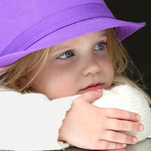 33 months mia purple hat7.jpg