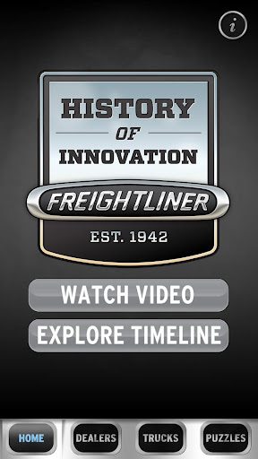 Freightliner Innovation