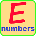 E-numbers icon