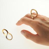 RinRin Ring  L-size: Dia.18mm