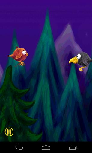 Flying Owl