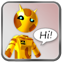Talking Robot icon