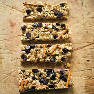 No-Bake Chewy Granola Bars.