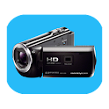 spy secret video camera icon