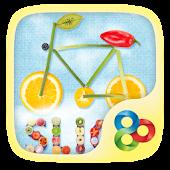 Slice GO Launcher Theme
