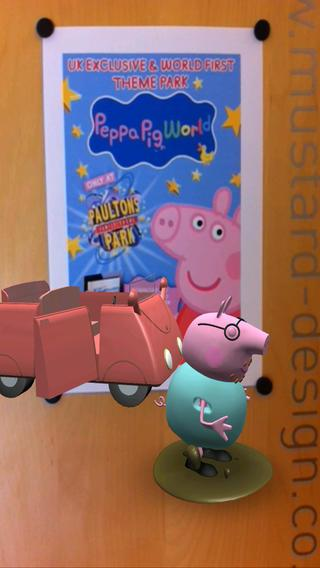 Peppa's Magic Camera - screenshot